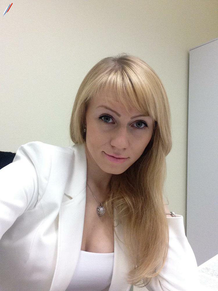 Адвокат Юлия Русанова