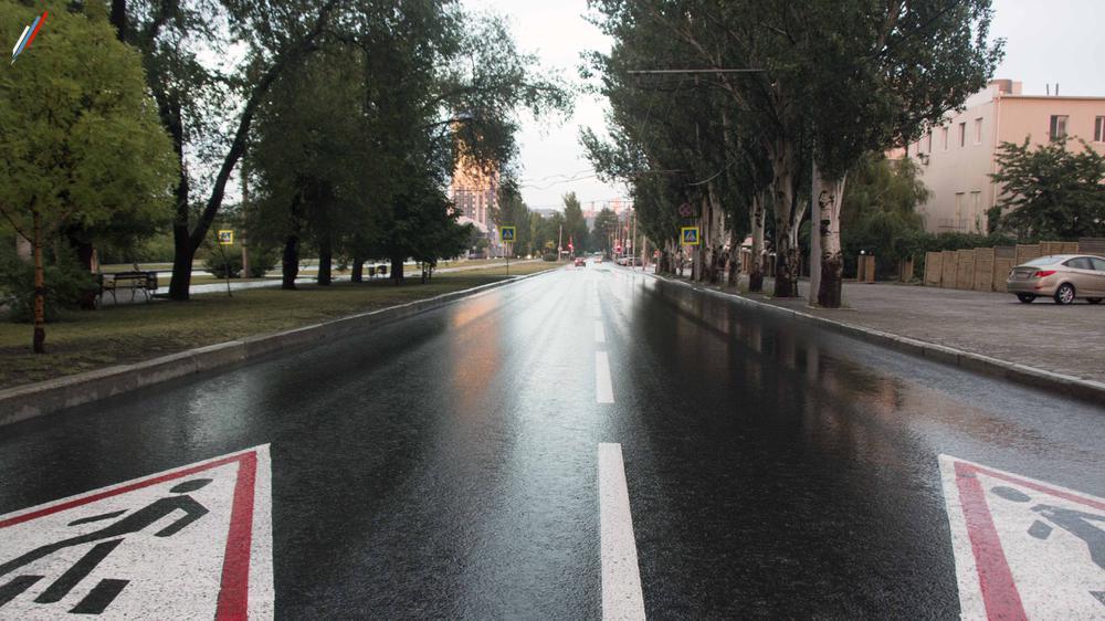 Дороги Донецка