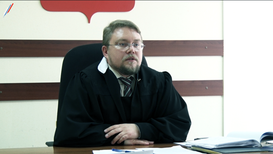 Судья Вячеслав Мамаев