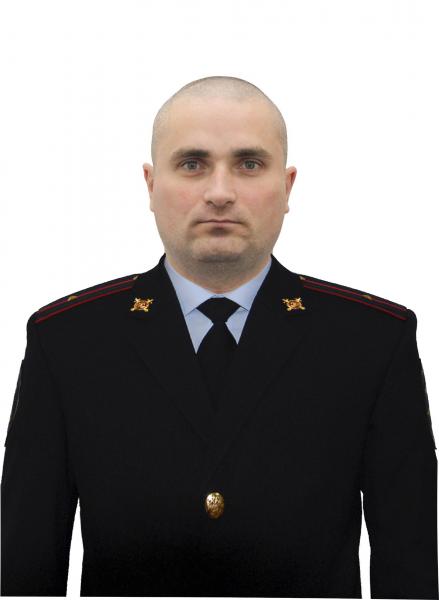С.А.Турышев участковый ОП 4