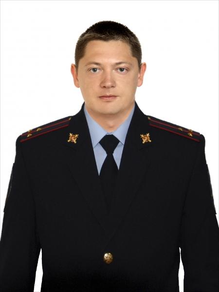 УУП А.Пономарёв