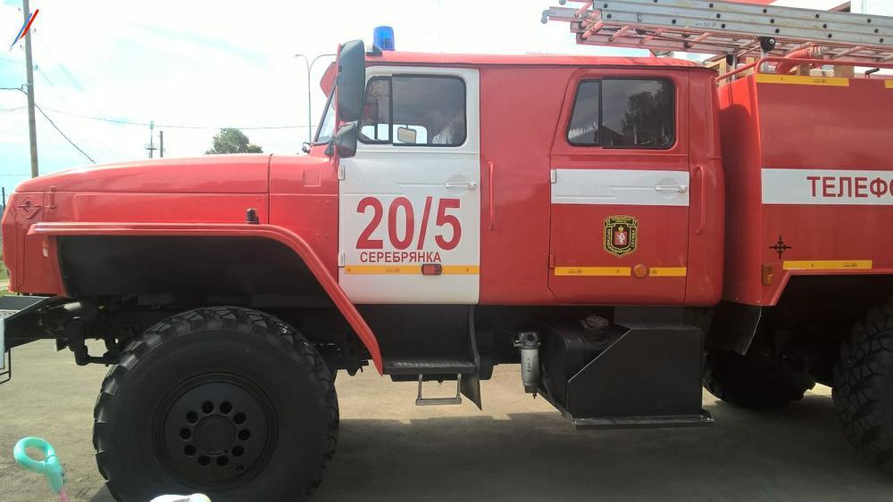 Этой пожарной машины в селе больше нет