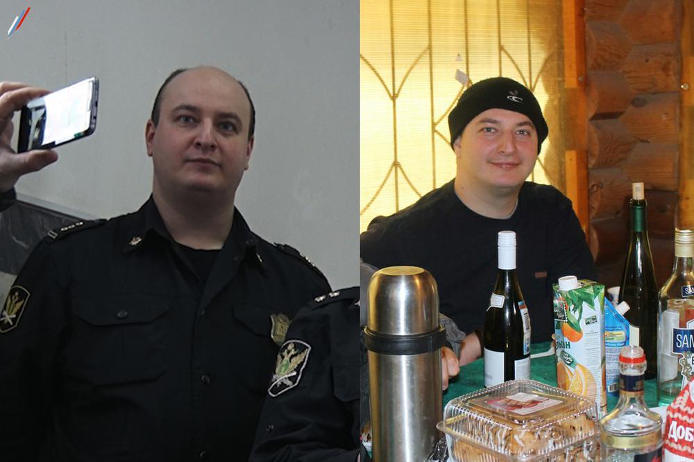 Судебный пристав Андрей Ковалёв, скрин: vk.com/id249323004