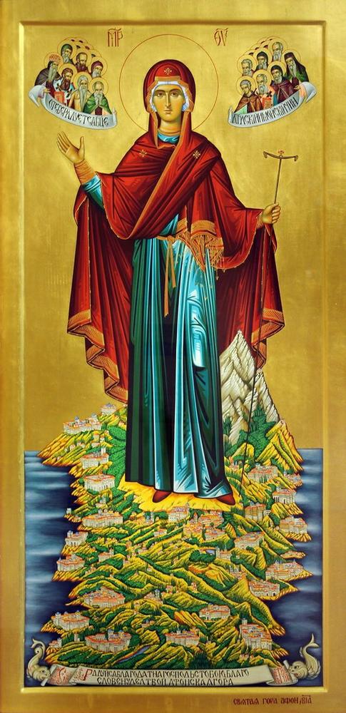 Игуменья Св.Горы, gallery-afon.org