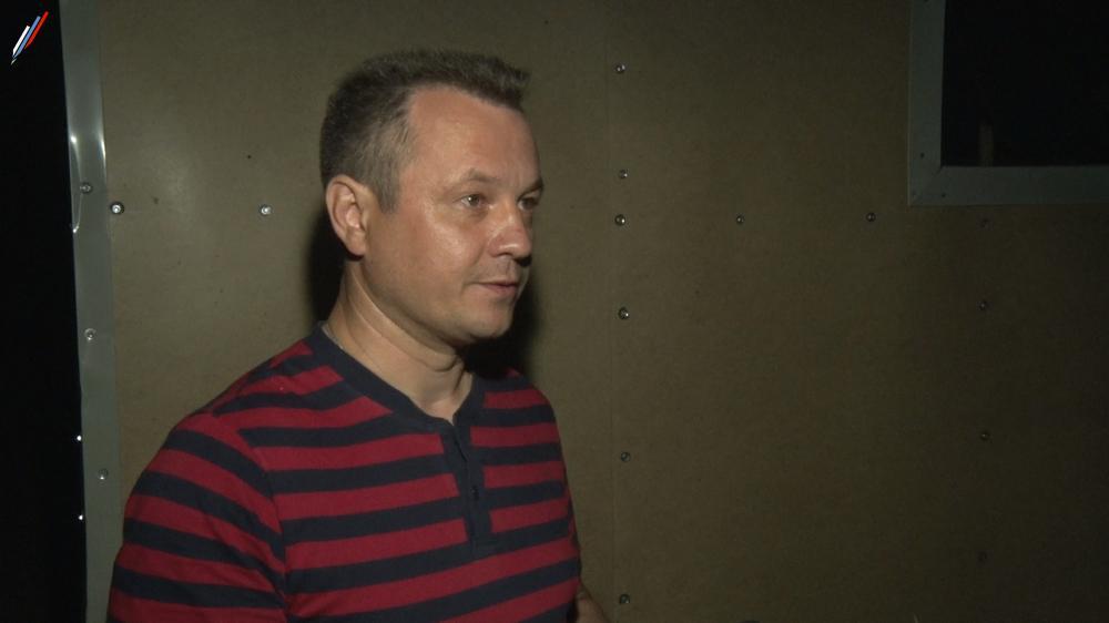 Станислав Никифоров, депутат думы Нижнесергинского ГП. Призывает мирно разрешить конфликт - кровь никому не нужна.