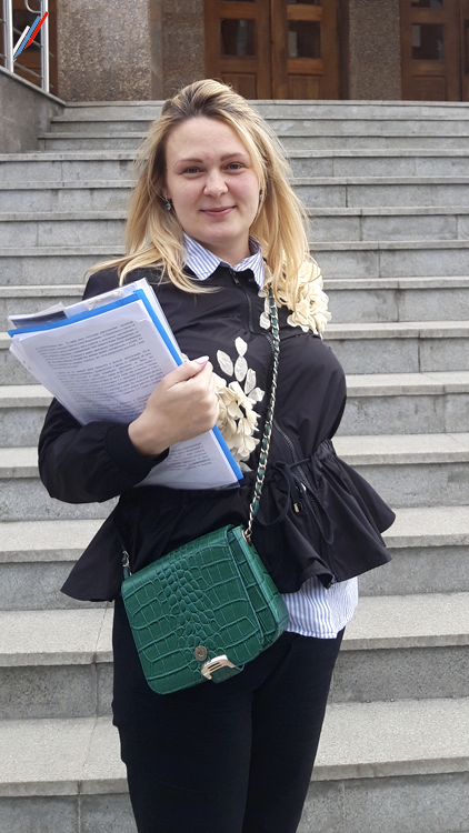 Беременная Алёна Пестерева