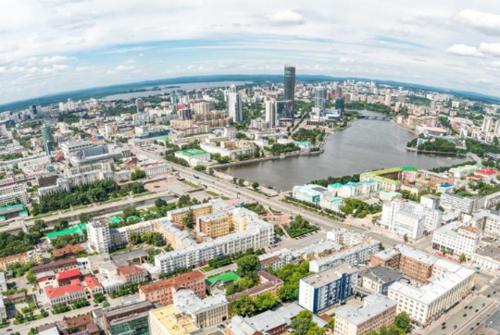 Генплан на стол. В Екатеринбурге стартовали общественные обсуждения ·  Новости · Центр свободной журналистики