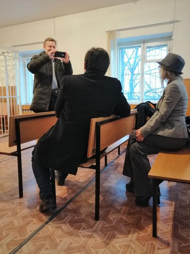 Фотографирует Сергей Белогорохов