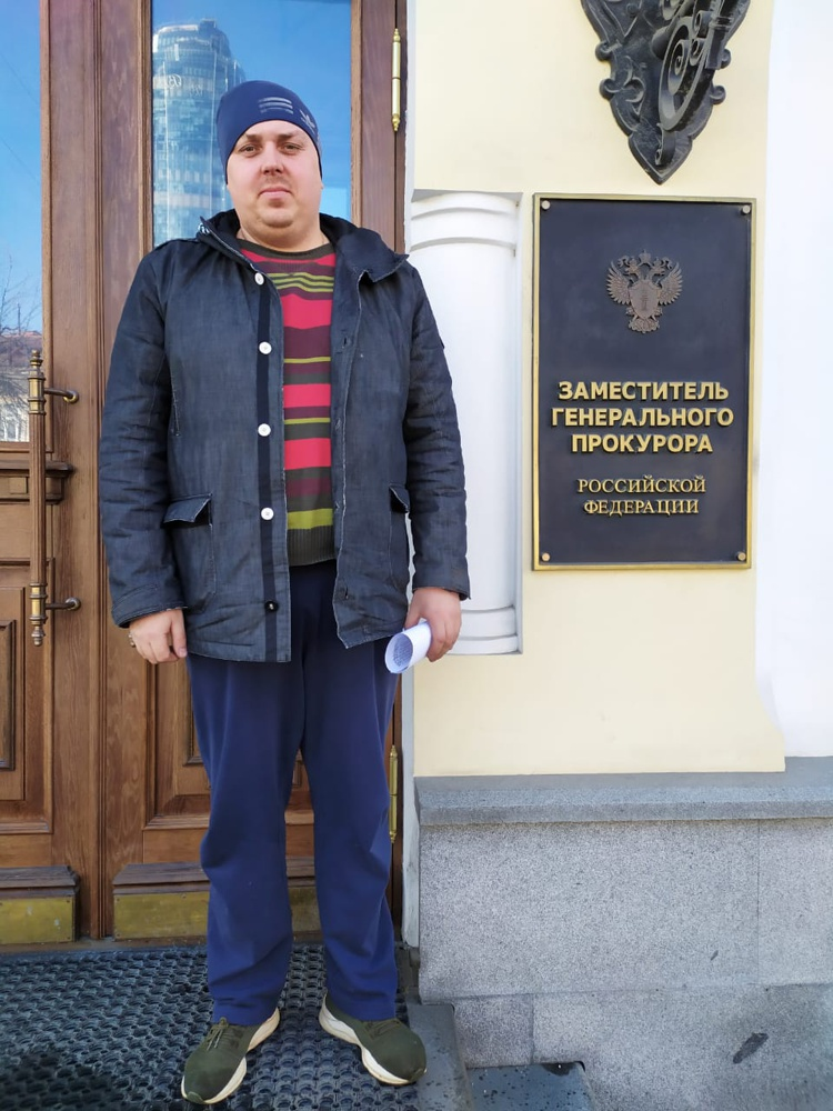 """Сергей Жижин, рабочий """"КЧДЗ""""."""