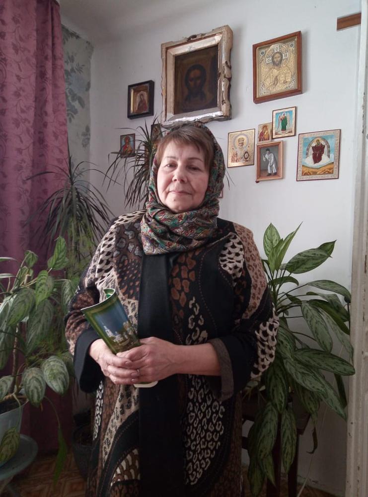 Любовь Степановна, Нижние Серги